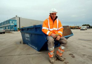 Skip Hire in Lower Place, Greater London Skip Hire